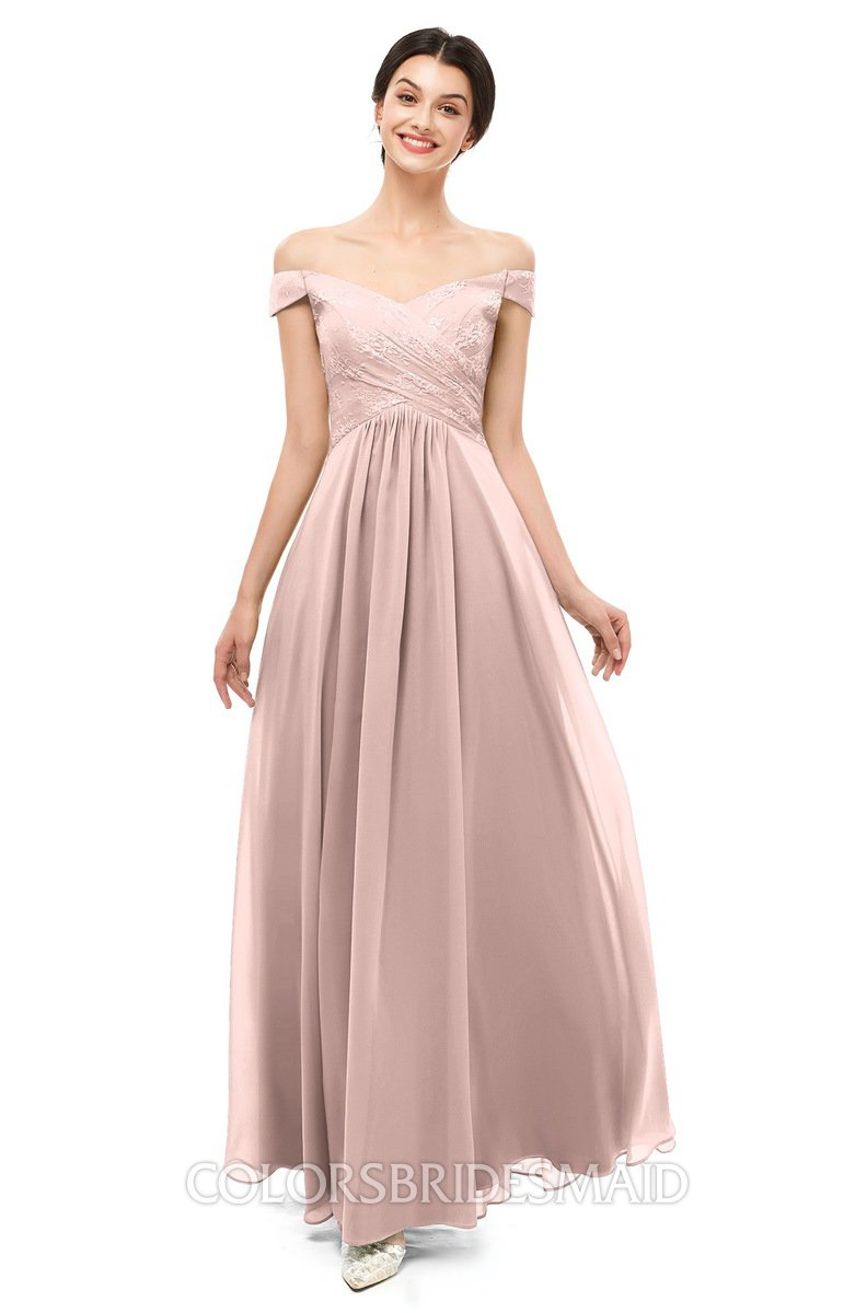 durable in use free shipping super quality ColsBM Lilith - Dusty Rose Bridesmaid Dresses