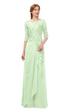 1796125b0f ColsBM Jody Seacrest Bridesmaid Dresses Elbow Length Sleeve Simple A-line  Floor Length Zipper Lace