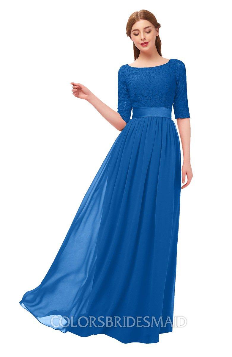 Colsbm Payton Royal Blue Bridesmaid