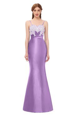 657af9364c0 ColsBM Greer Begonia Bridesmaid Dresses Trumpet Zip up Modern Court Train  Spaghetti Sash