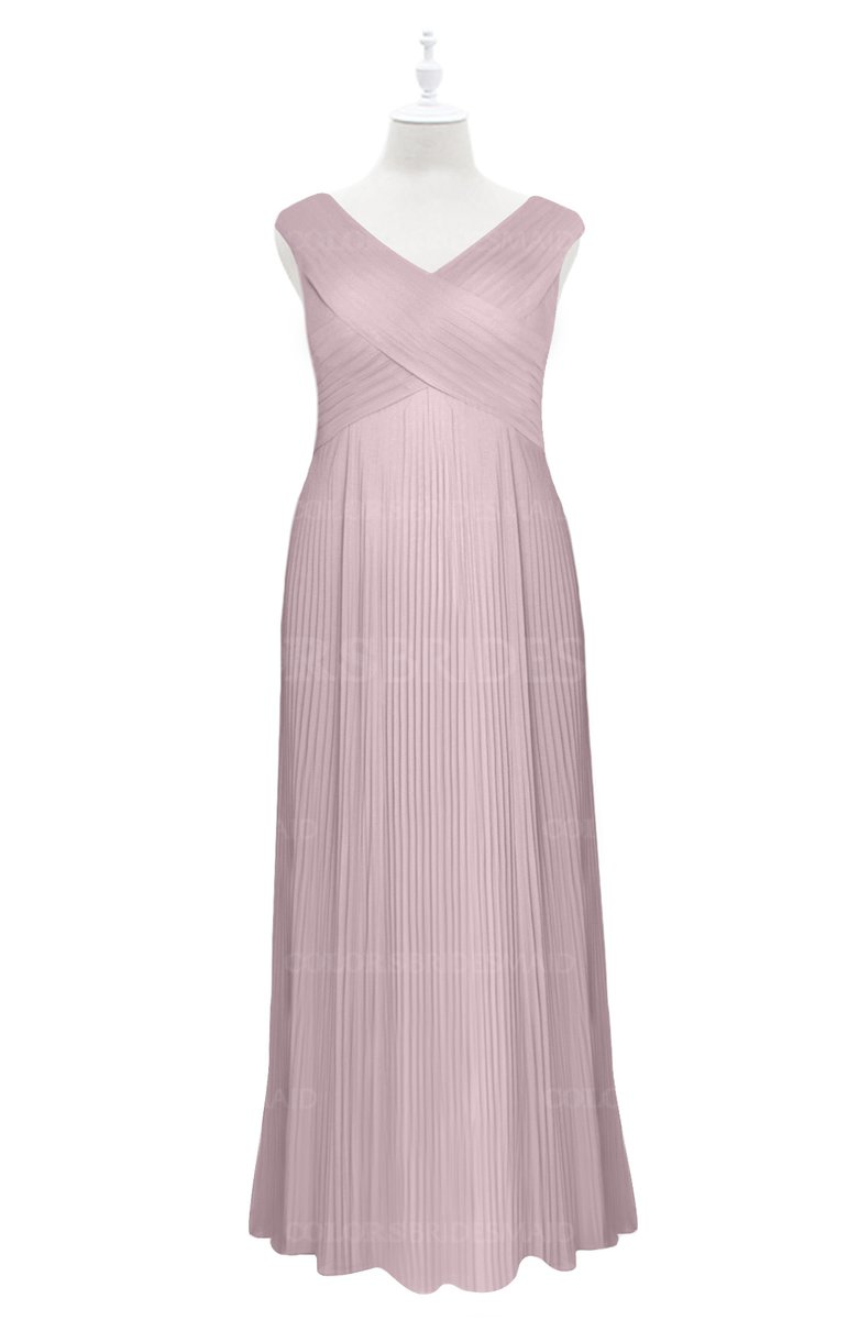 ColsBM Malaya - Pale Lilac Plus Size Bridesmaid Dresses