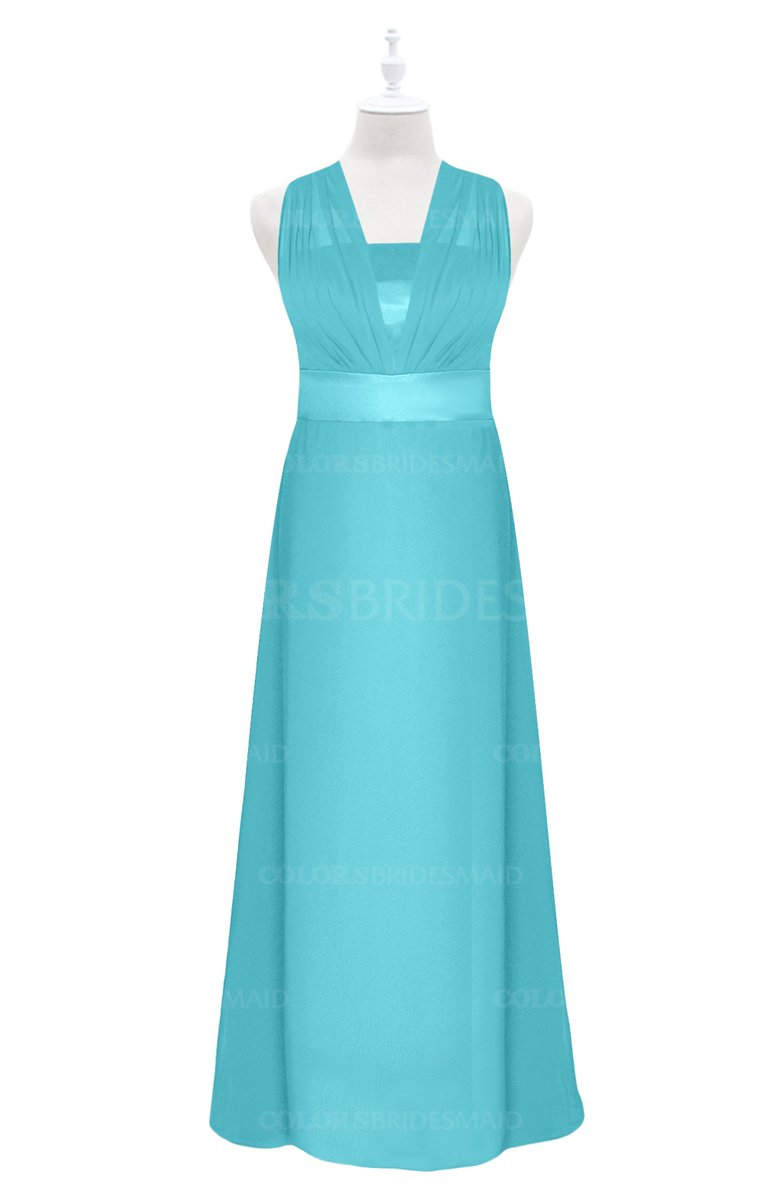 Plus Size Turquoise Bridesmaid Dresses   Huston Fislar Photography
