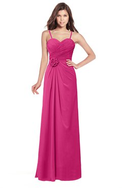 ColsBM Terell Cabaret Bridesmaid Dresses Appliques Floor Length Modern Sleeveless Strapless Half Backless