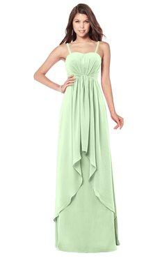 ColsBM Franny Seacrest Bridesmaid Dresses Sweetheart Elegant Sleeveless A-line Half Backless Floor Length