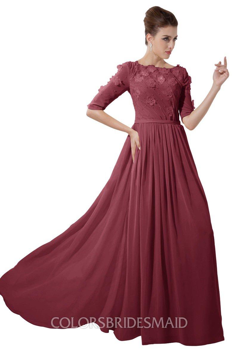 Colsbm Rene Wine Bridesmaid Dresses