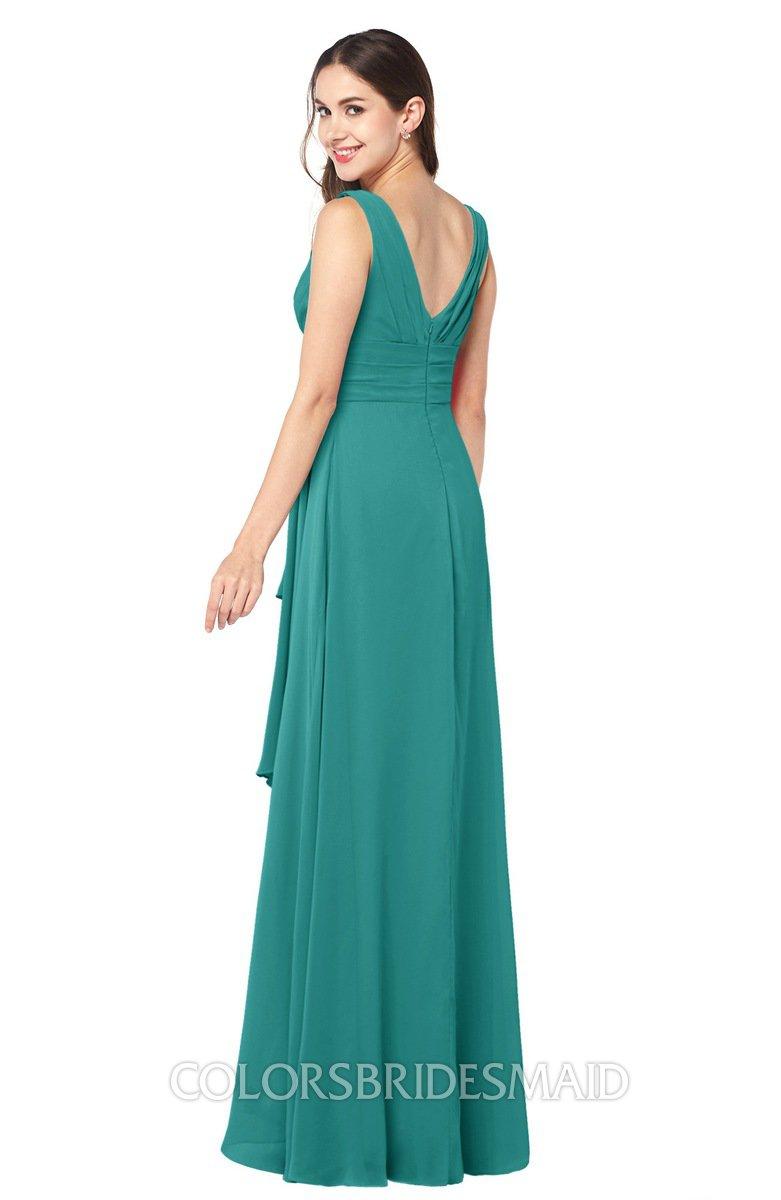 ColsBM Brenda - Emerald Green Bridesmaid Dresses