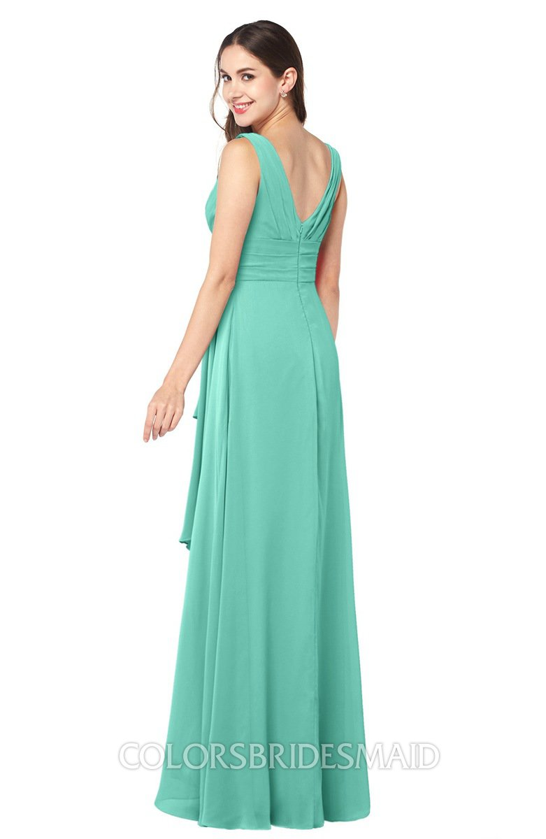 ColsBM Brenda - Mint Green Bridesmaid Dresses