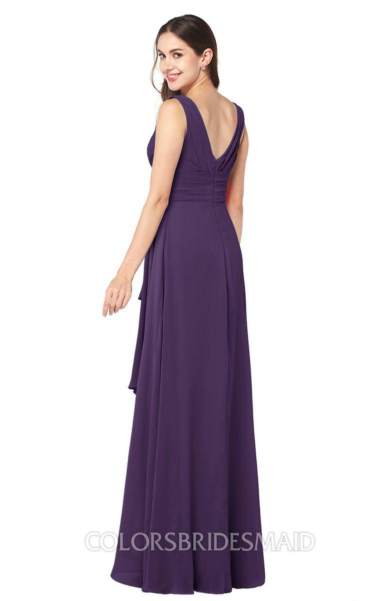 ColsBM Brenda - Violet Bridesmaid Dresses