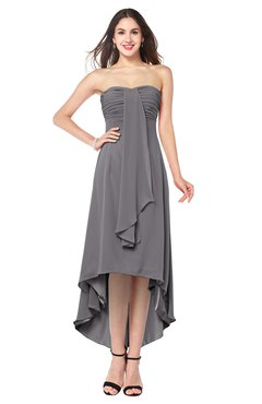 ColsBM Emilee Storm Front Sexy A-line Sleeveless Half Backless Asymmetric Plus Size Bridesmaid Dresses