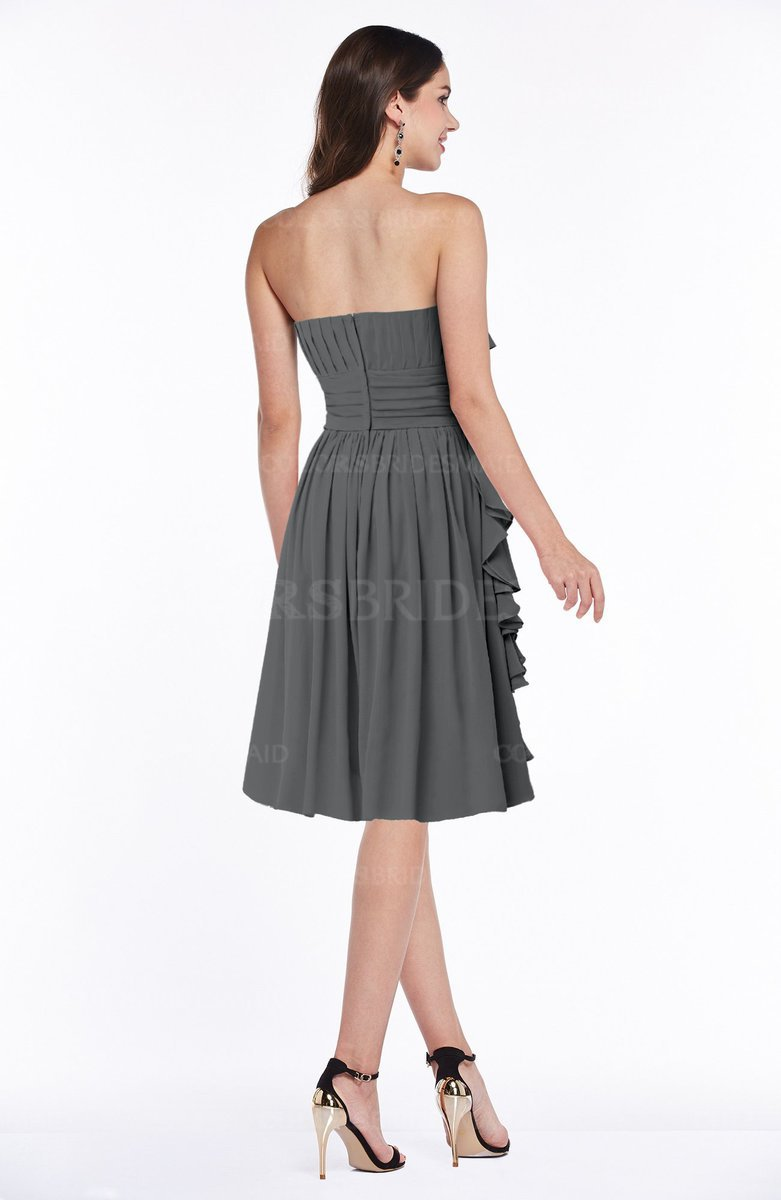 ColsBM Arely - Grey Bridesmaid Dresses