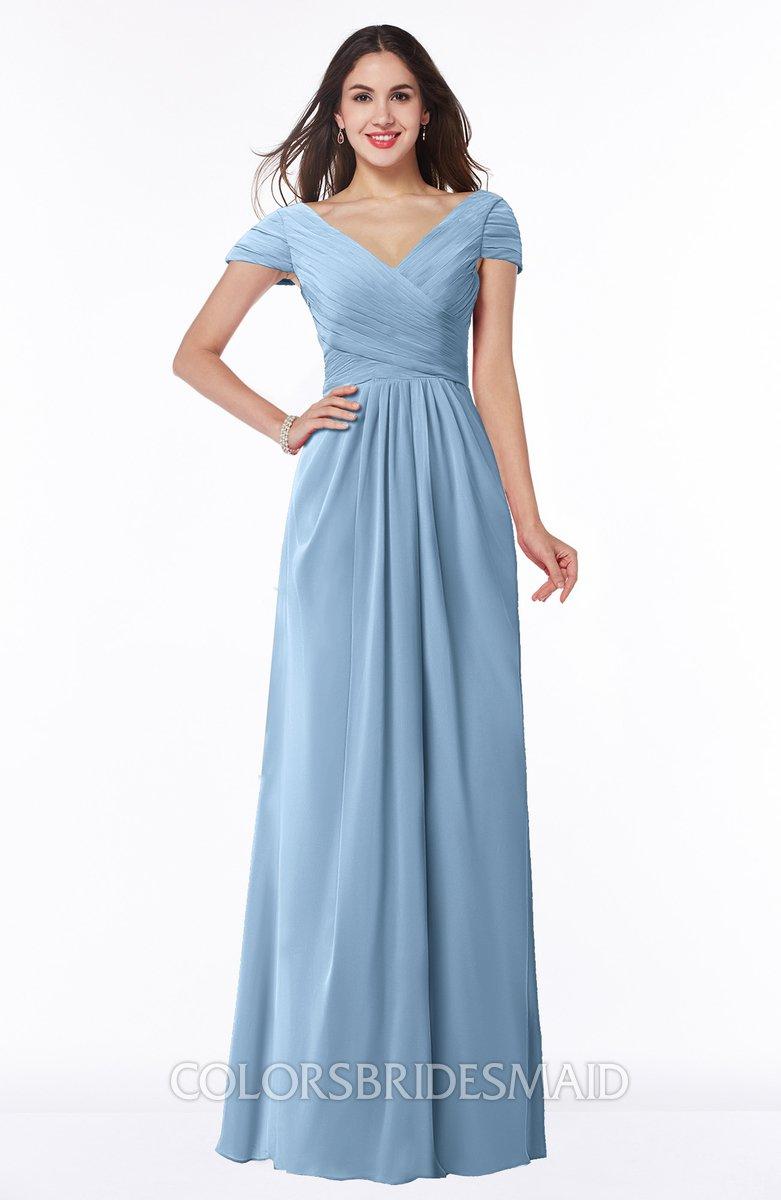 ColsBM Evie - Sky Blue Bridesmaid Dresses