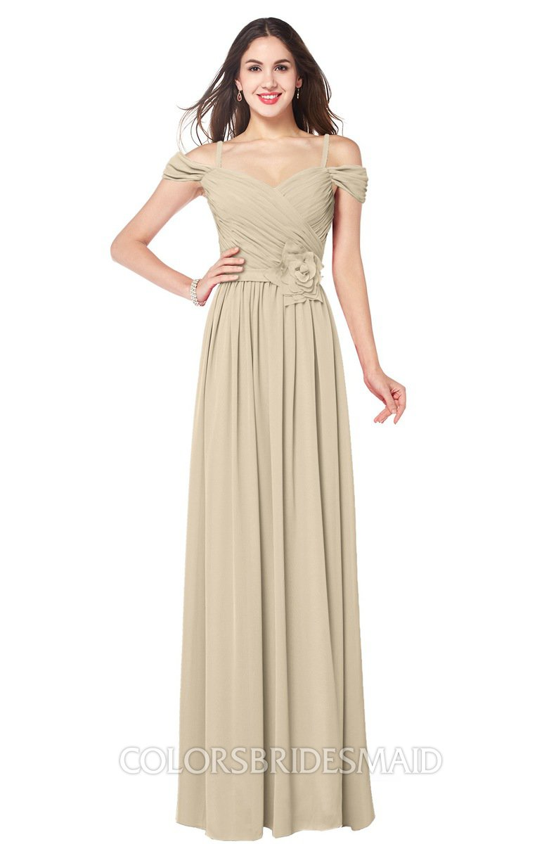 ColsBM Susan Champagne Bridesmaid Dresses - ColorsBridesmaid