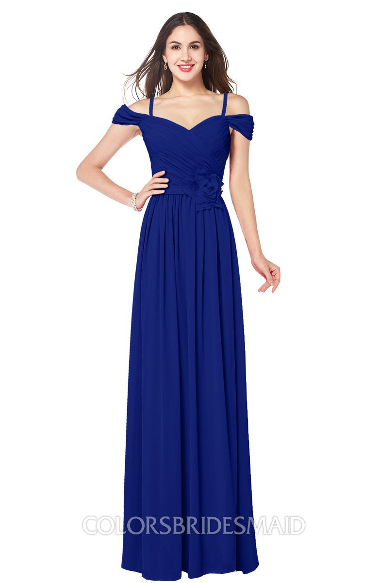 608328de686 Plus Size Blue Bridesmaid Dress - Data Dynamic AG