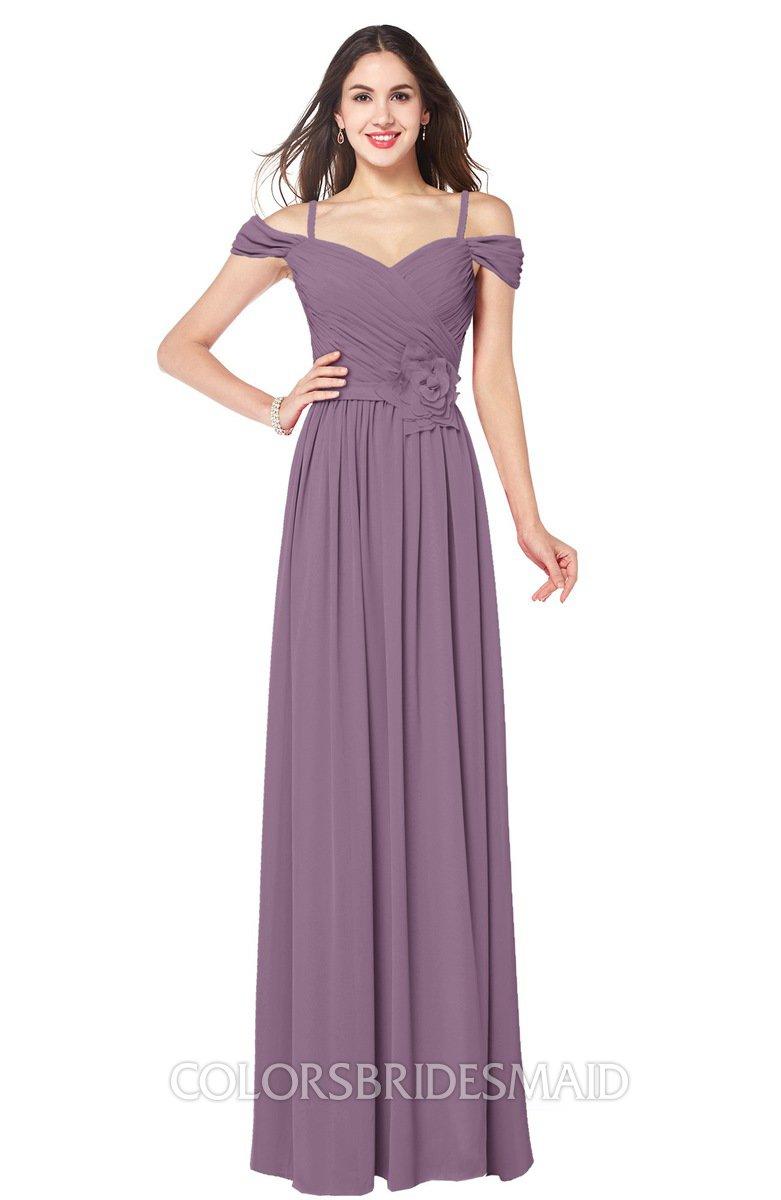 ColsBM Susan Mauve Bridesmaid Dresses - ColorsBridesmaid