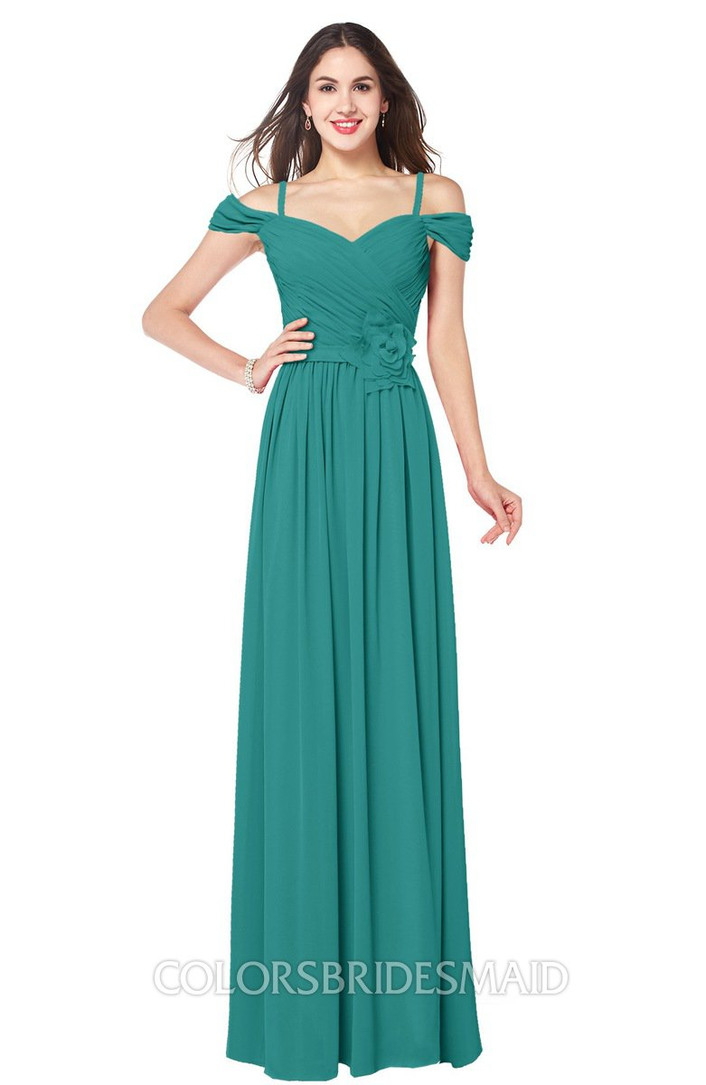 ColsBM Susan Porcelain Bridesmaid Dresses - ColorsBridesmaid