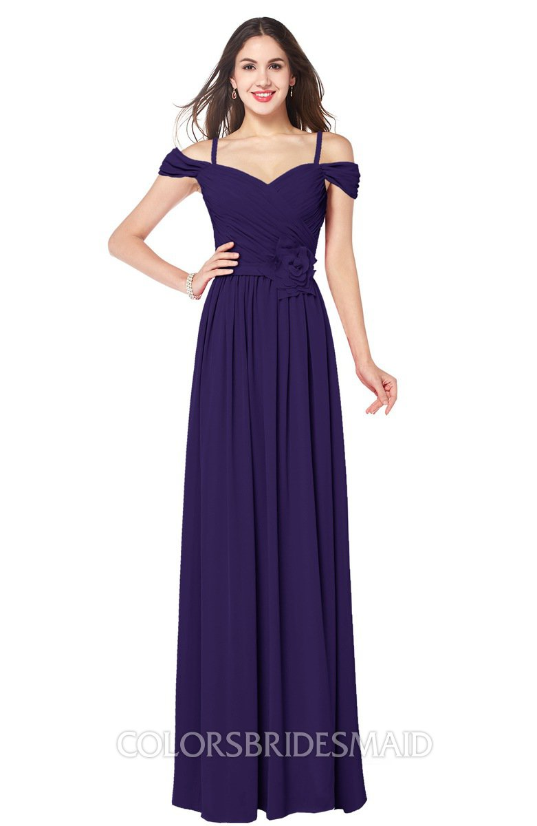 ColsBM Susan Royal Purple Bridesmaid Dresses - ColorsBridesmaid