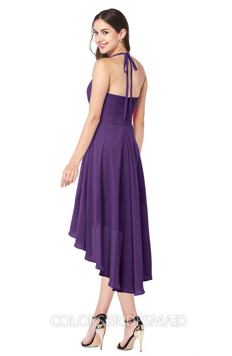 ColsBM Hannah - Dark Purple Bridesmaid Dresses