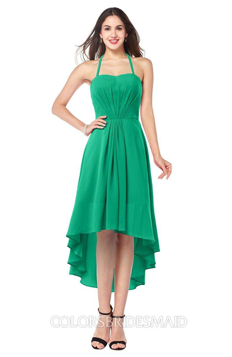 ColsBM Hannah Pepper Green Bridesmaid Dresses - ColorsBridesmaid