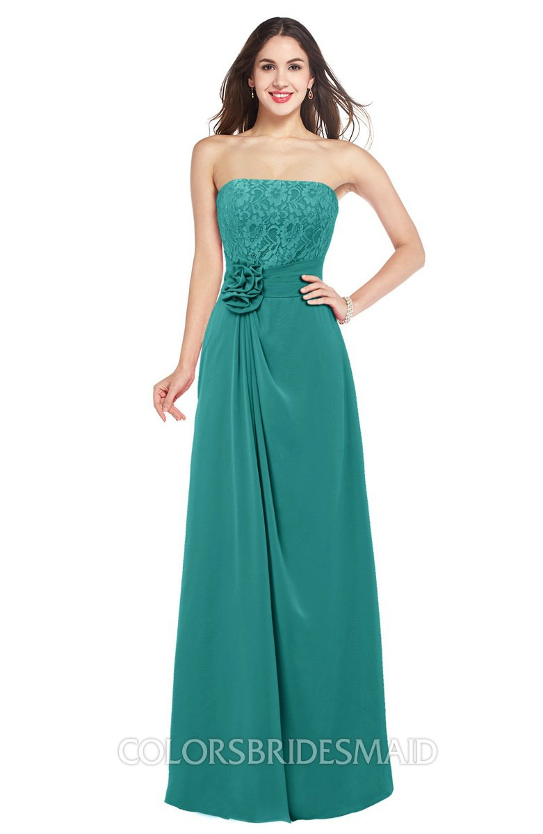 ColsBM Rylee Emerald Green Bridesmaid Dresses - ColorsBridesmaid