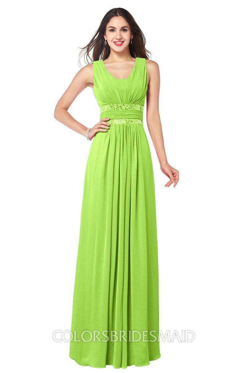 ColsBM Kelly Bright Green Bridesmaid Dresses - ColorsBridesmaid