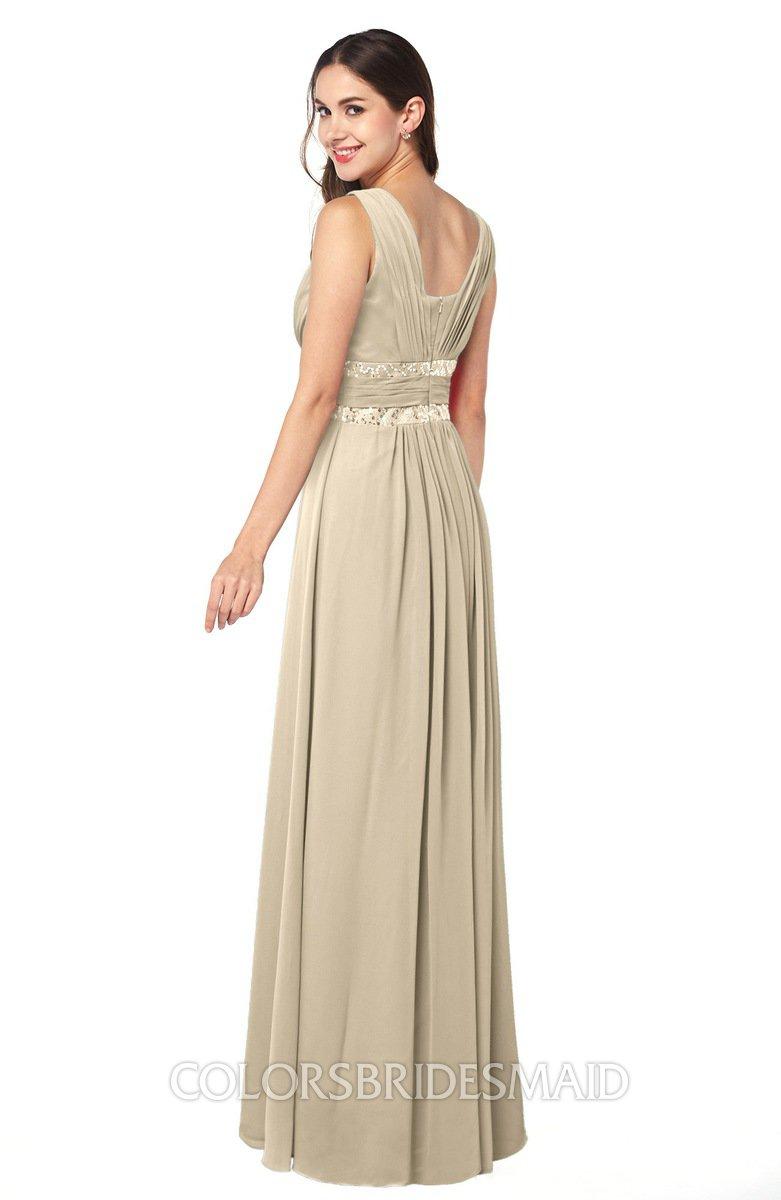 ColsBM Kelly - Champagne Bridesmaid Dresses