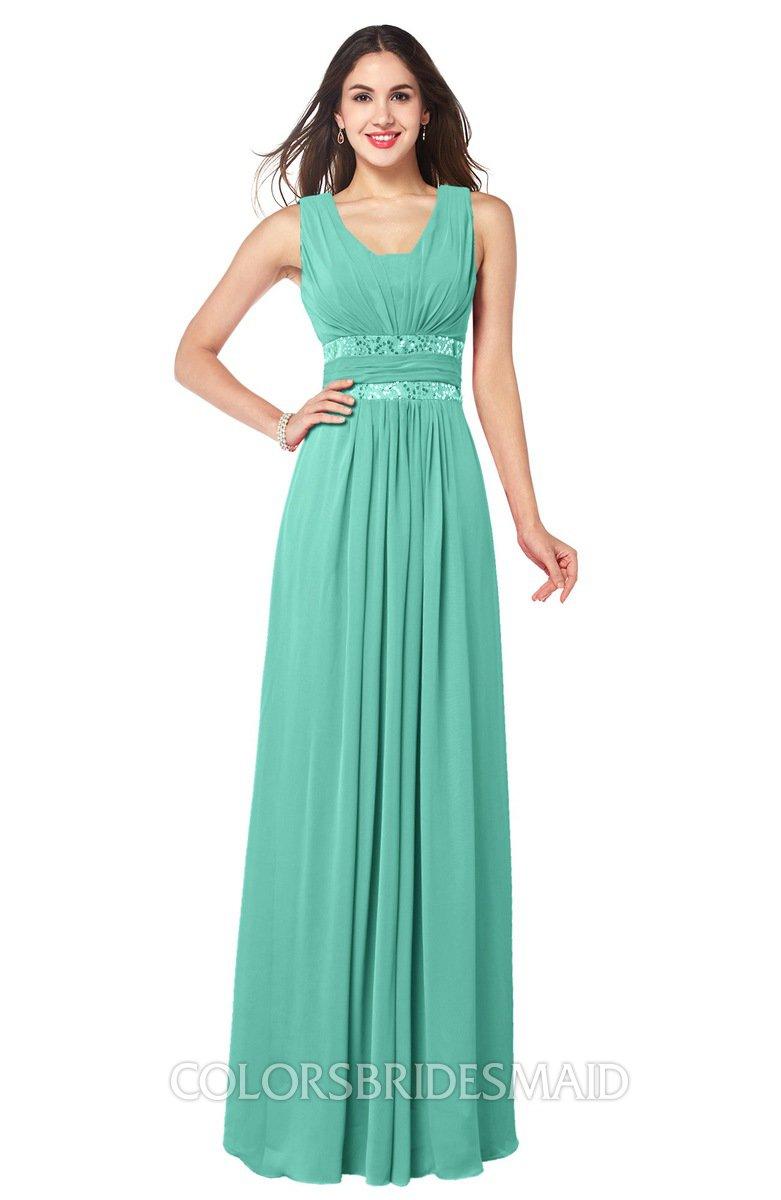 ColsBM Kelly - Mint Green Bridesmaid Dresses