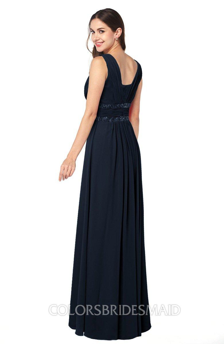 ColsBM Kelly - Navy Blue Bridesmaid Dresses