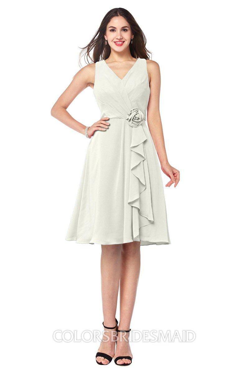 ColsBM Melissa - Cream Bridesmaid Dresses
