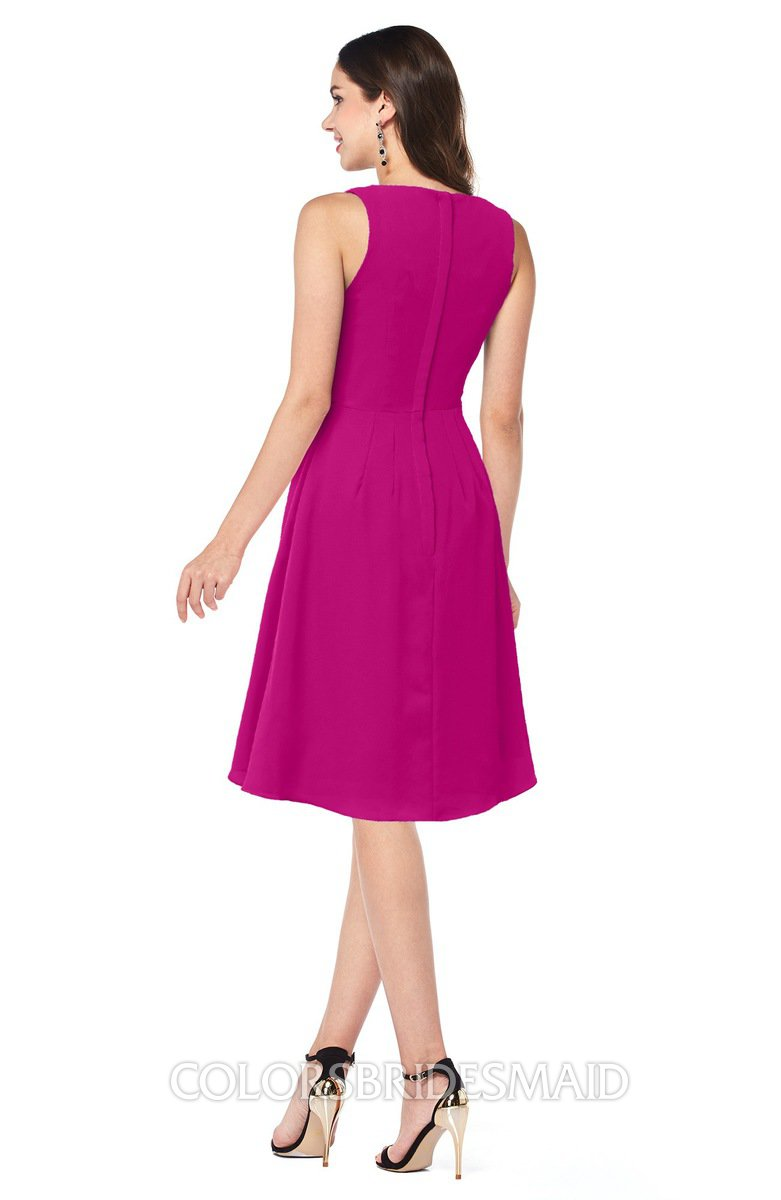 ColsBM Melissa - Hot Pink Bridesmaid Dresses