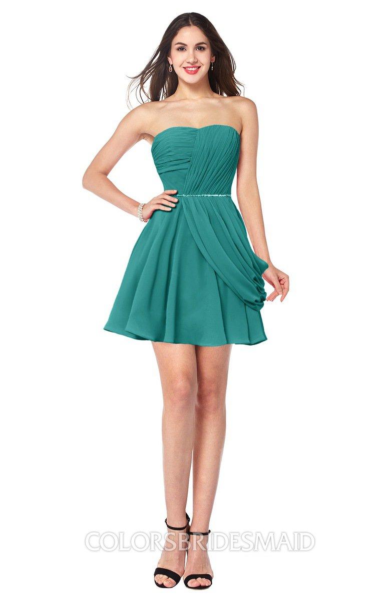 ColsBM Noelle Emerald Green Bridesmaid Dresses - ColorsBridesmaid