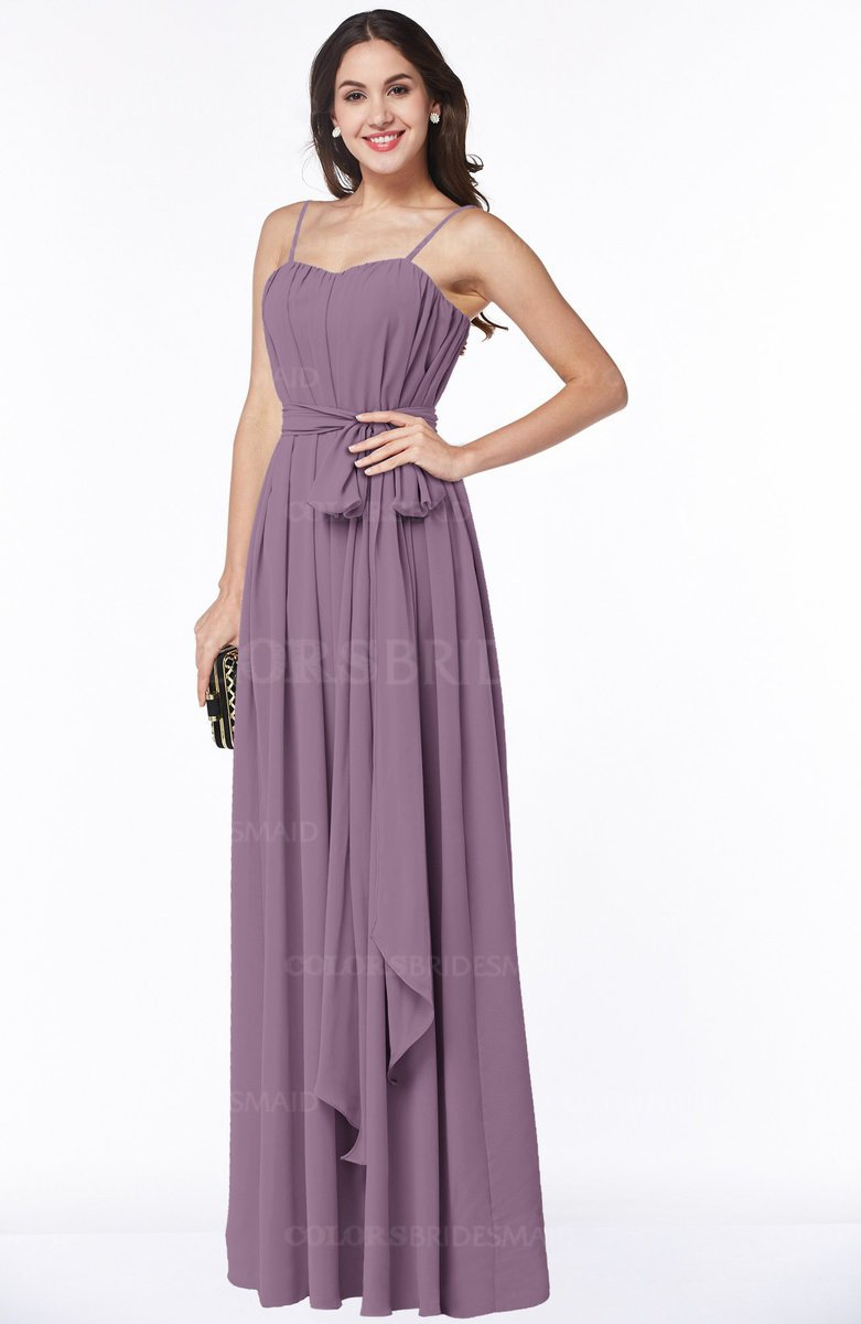 ColsBM Dahlia Mauve Bridesmaid Dresses - ColorsBridesmaid