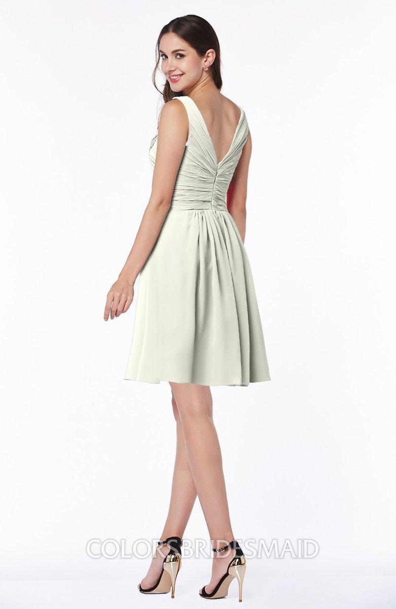 ColsBM Celia - Cream Bridesmaid Dresses
