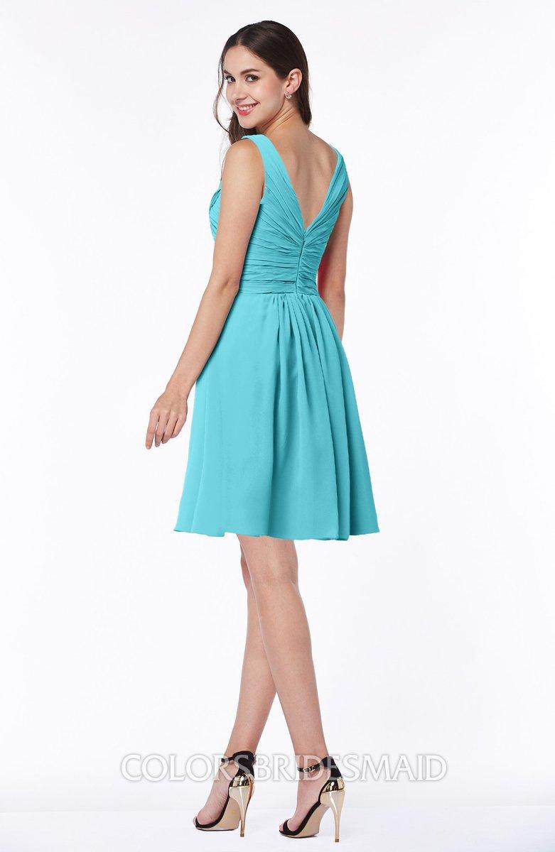 ColsBM Celia - Turquoise Bridesmaid Dresses