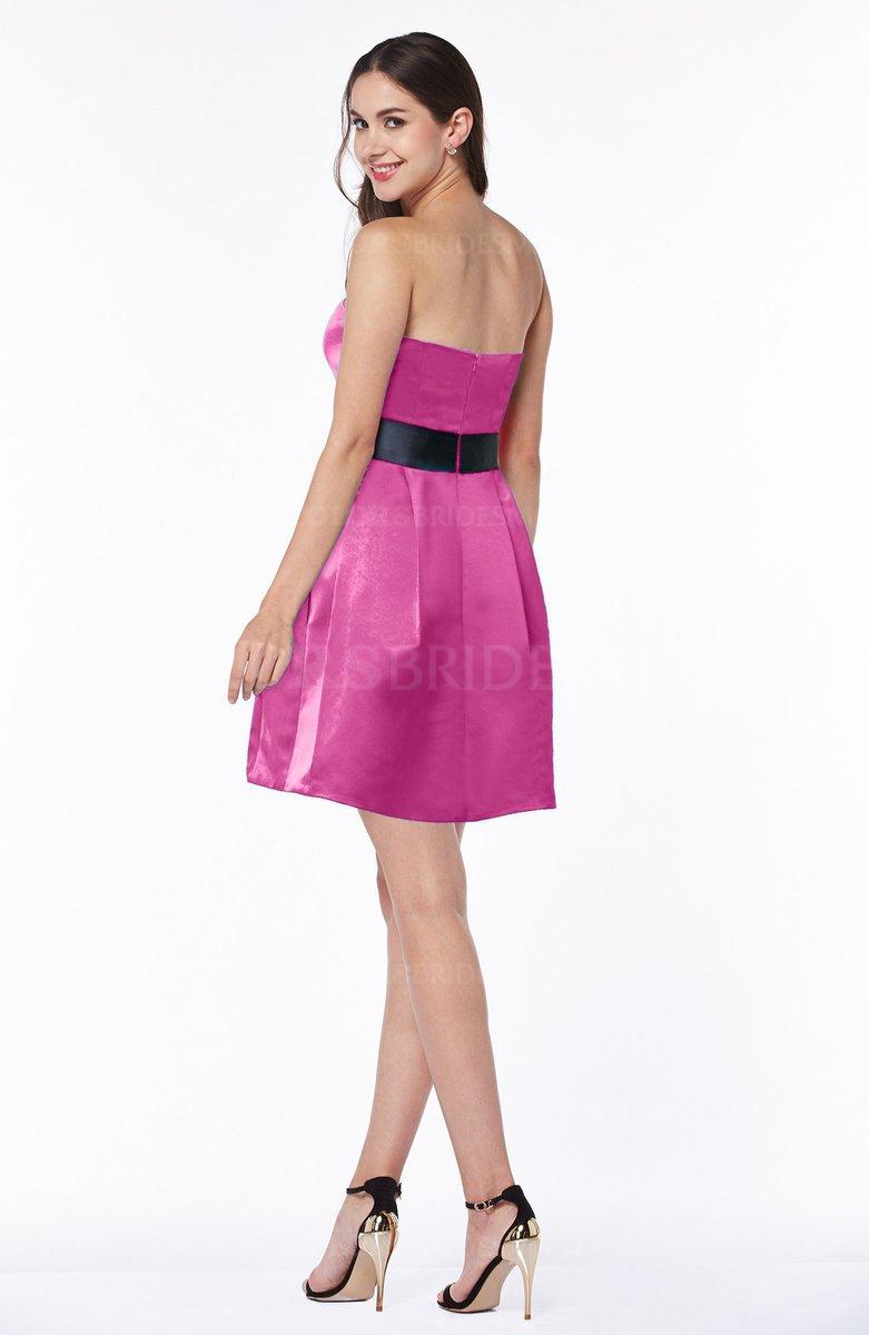 ColsBM Jaycee - Hot Pink Bridesmaid Dresses