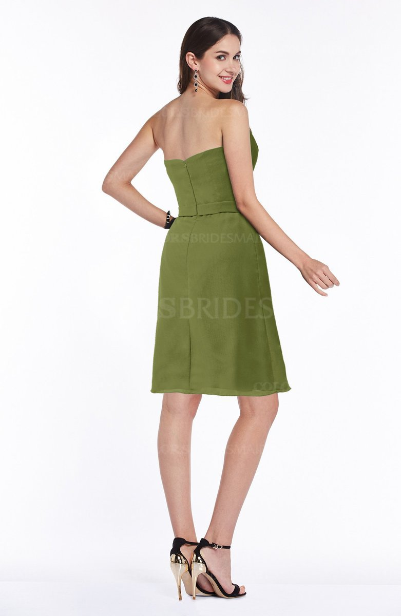 ColsBM Giavanna - Olive Green Bridesmaid Dresses