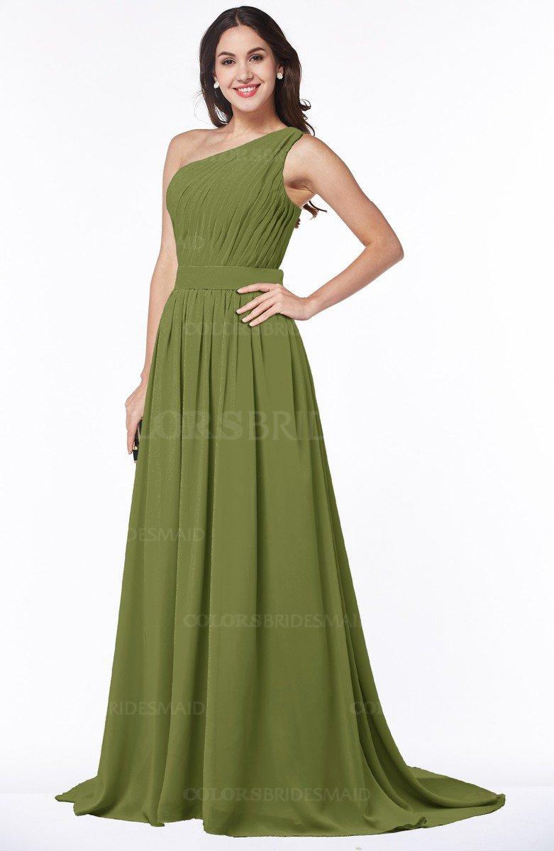 Olive Formal Dresses