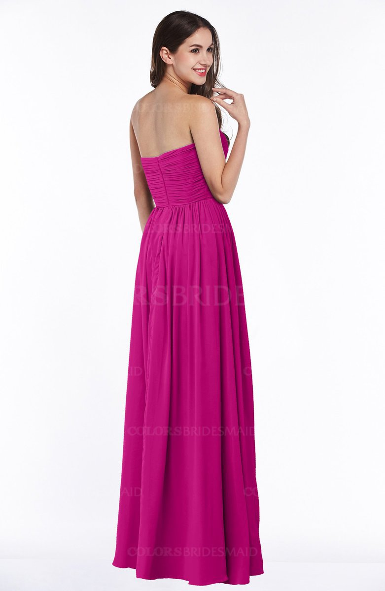 ColsBM Lily - Hot Pink Bridesmaid Dresses