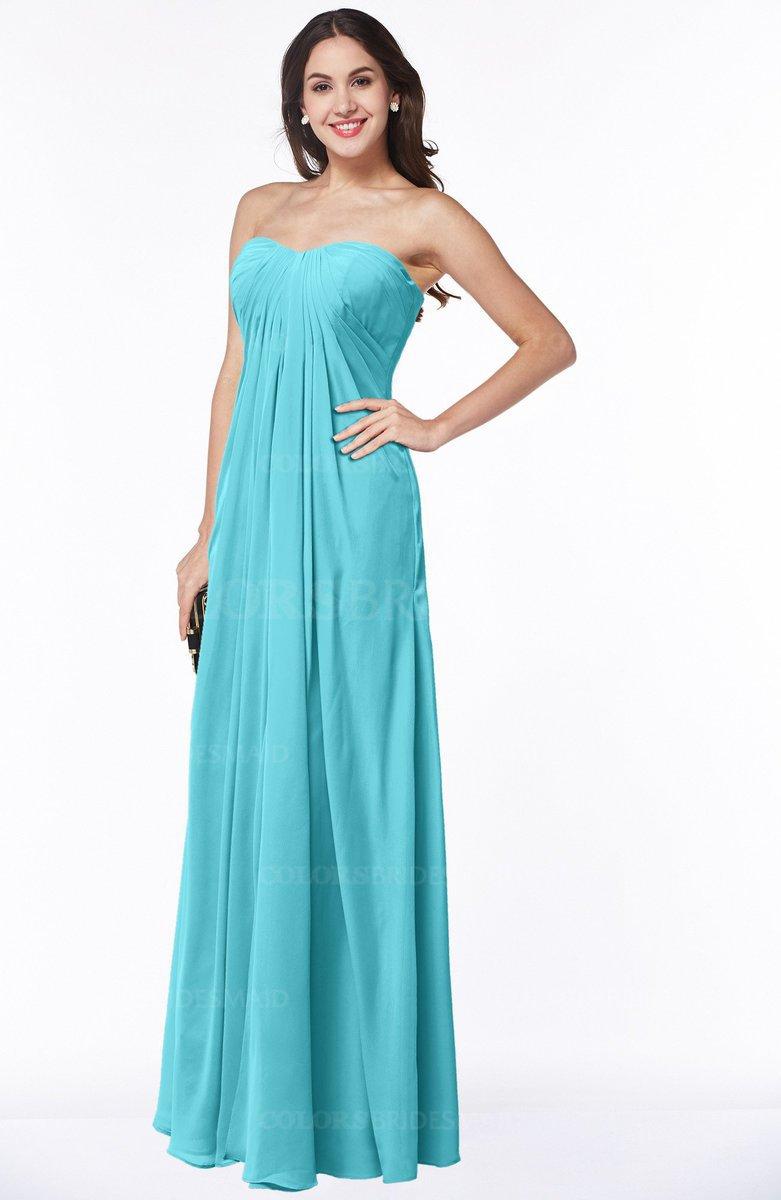 ColsBM Crystal - Turquoise Bridesmaid Dresses