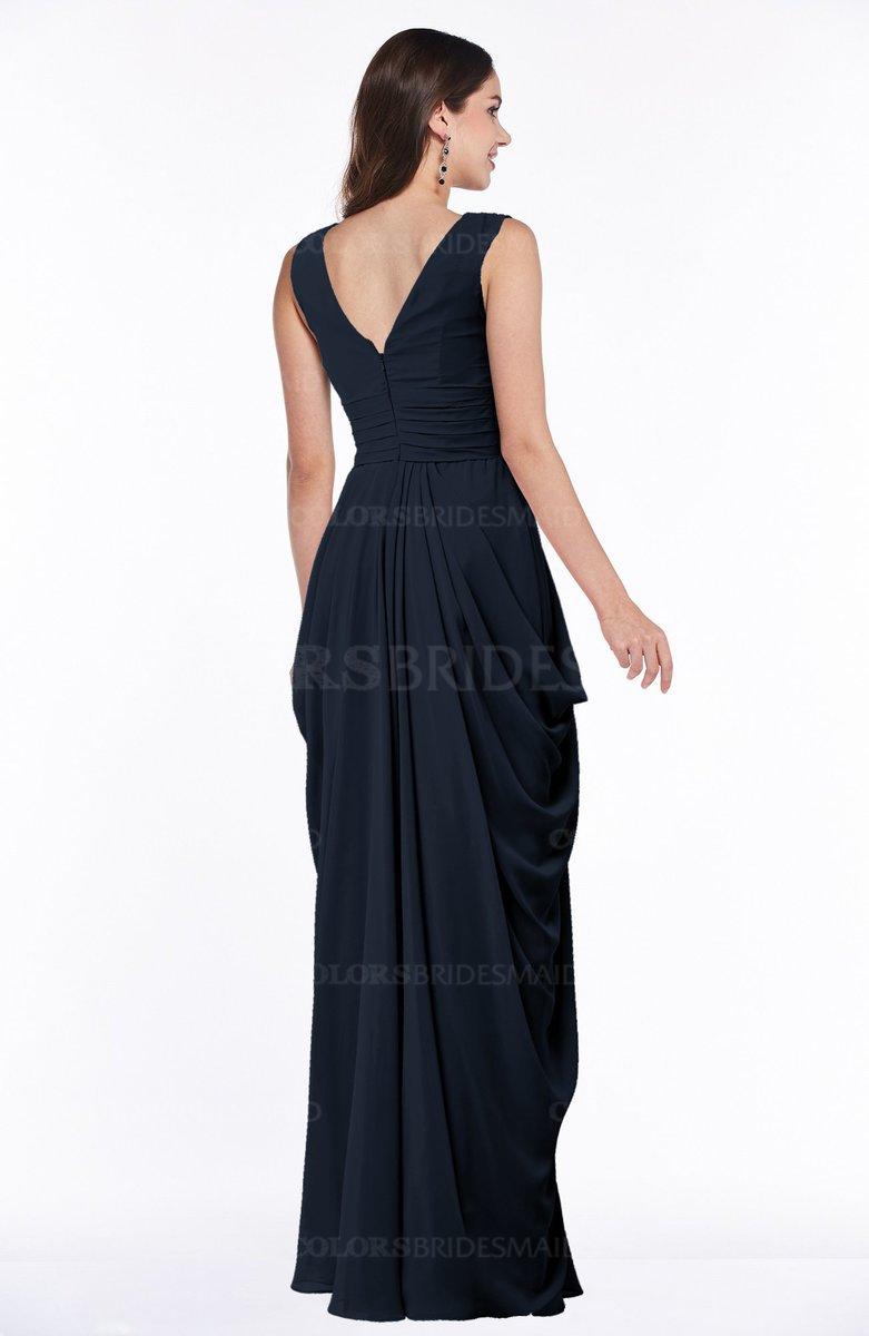 ColsBM Alice - Navy Blue Bridesmaid Dresses