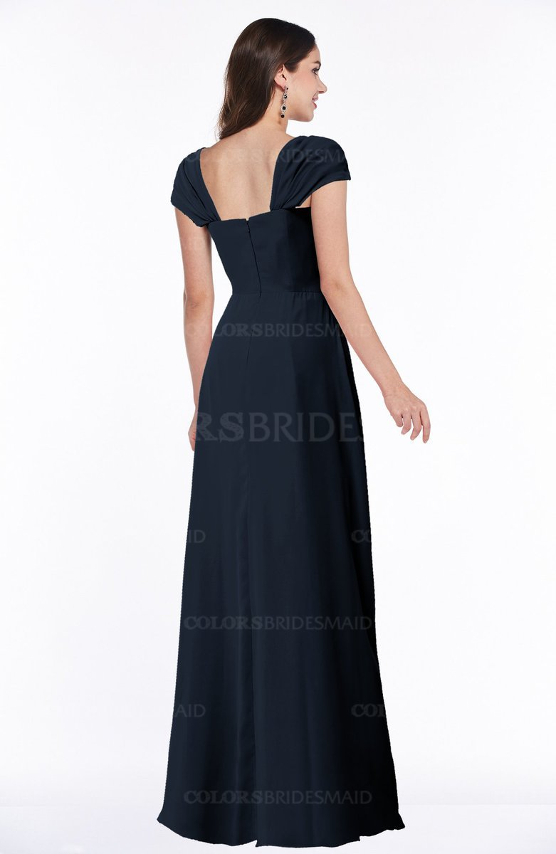 ColsBM Clare - Navy Blue Bridesmaid Dresses