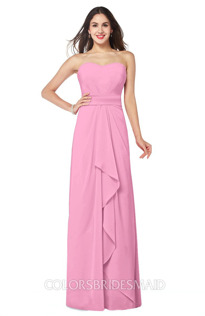 ColsBM Angelina Pink Bridesmaid Dresses - ColorsBridesmaid