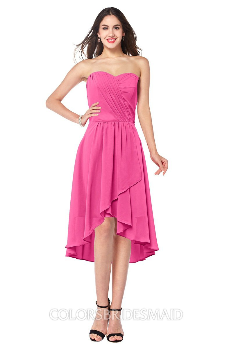 ColsBM Karina Rose Pink Bridesmaid Dresses - ColorsBridesmaid