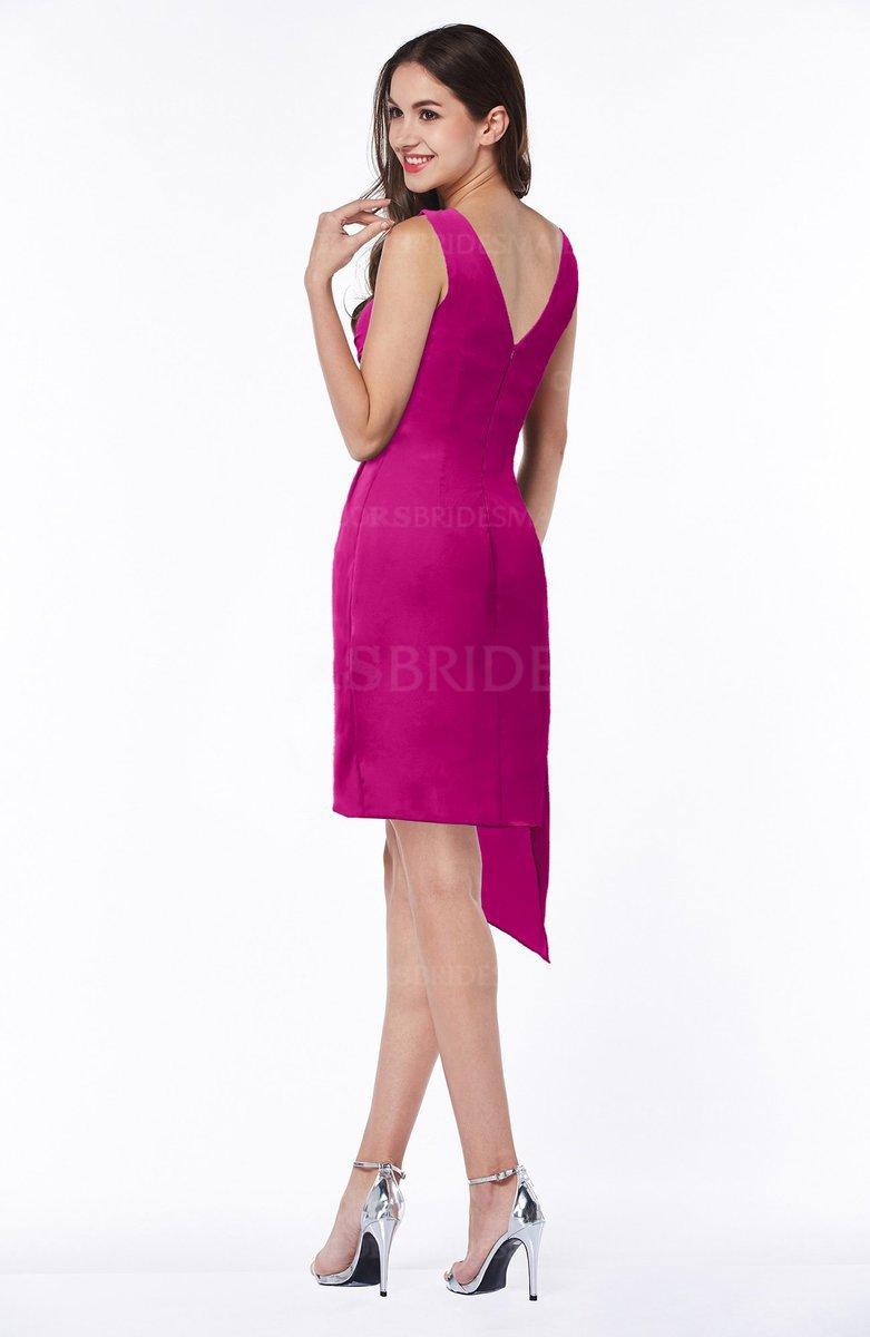 ColsBM Armani - Hot Pink Bridesmaid Dresses