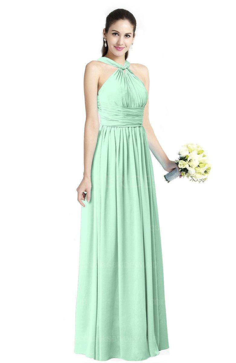 ColsBM Willa Honeydew Bridesmaid Dresses - ColorsBridesmaid