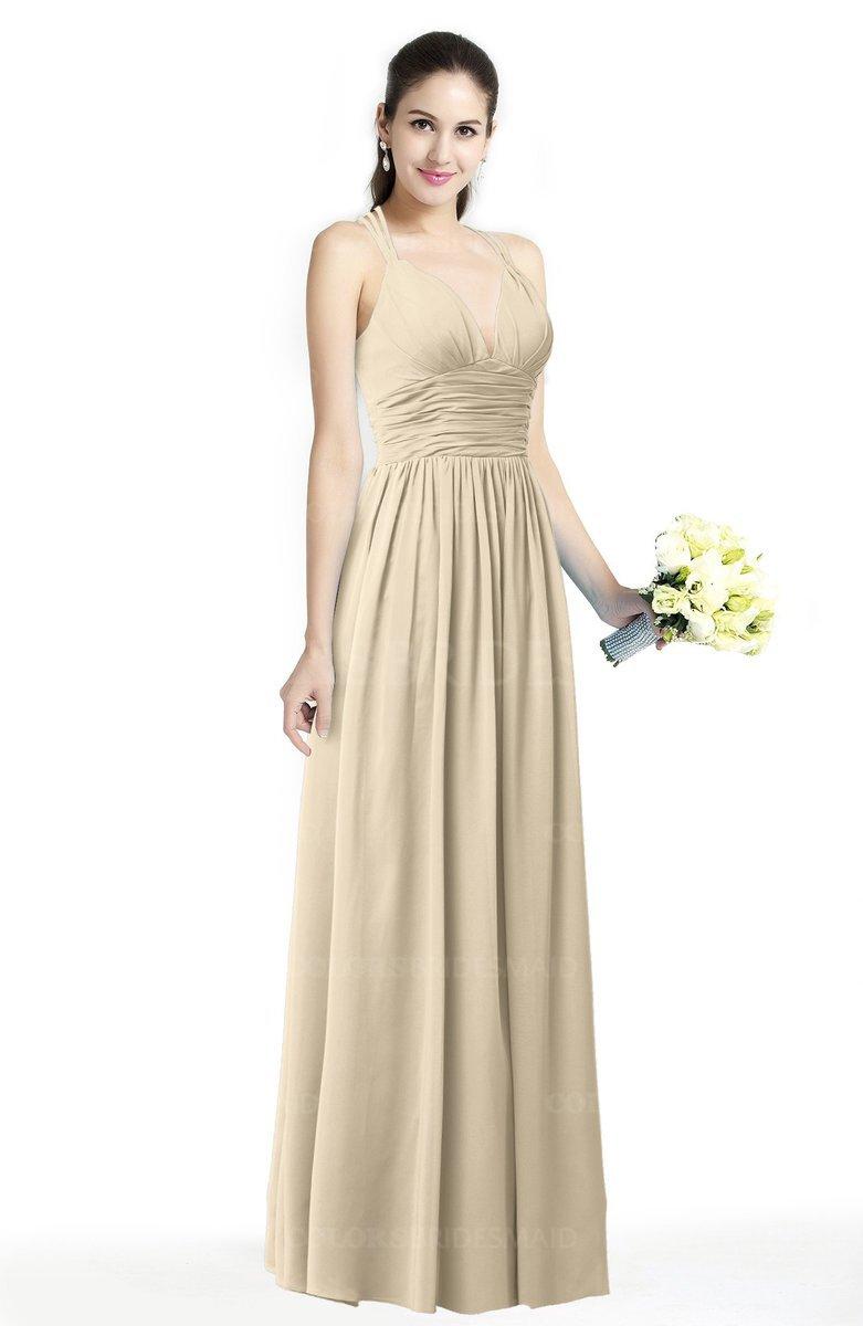 ColsBM Veronica - Champagne Bridesmaid Dresses