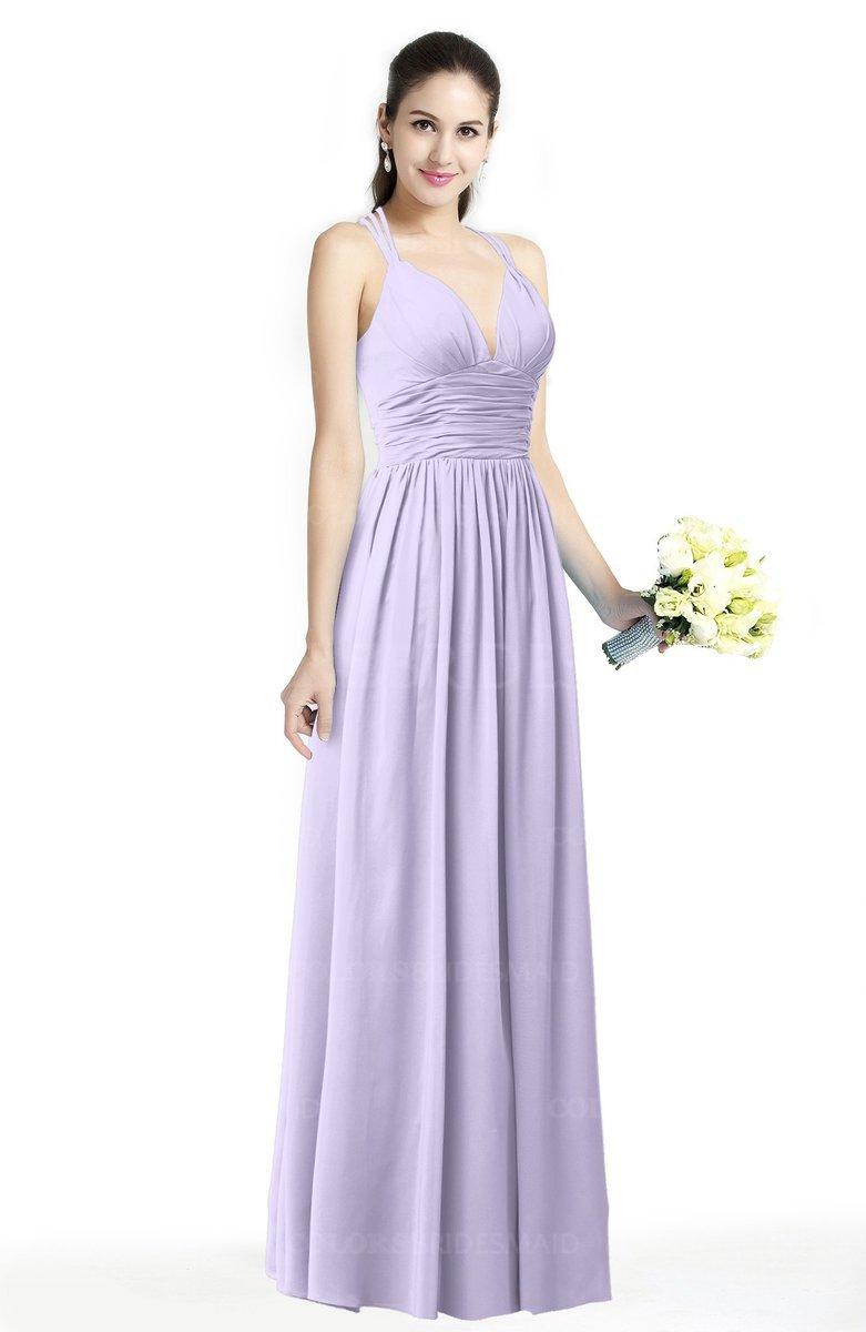 ColsBM Veronica - Light Purple Bridesmaid Dresses