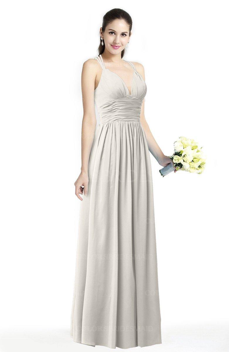 ColsBM Veronica - Off White Bridesmaid Dresses