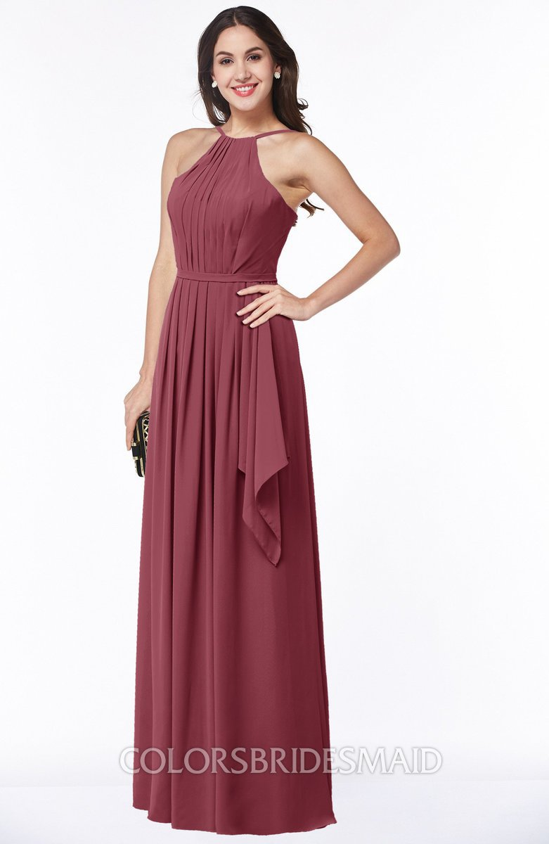 ColsBM Jasmine - Wine Bridesmaid Dresses