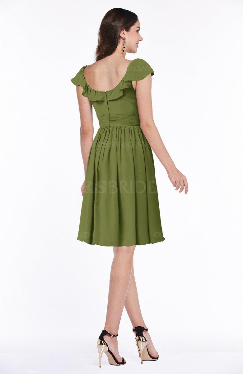 ColsBM Hadassah - Olive Green Bridesmaid Dresses