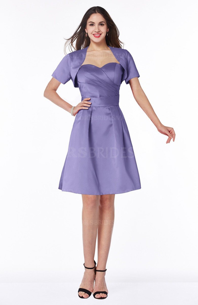 5db69212afb Mother Of The Bride Dresses Purple Knee Length - Gomes Weine AG